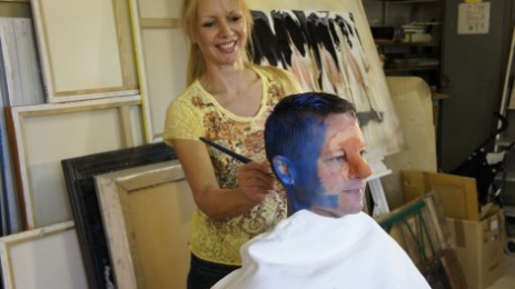 Bodypainting-Making off